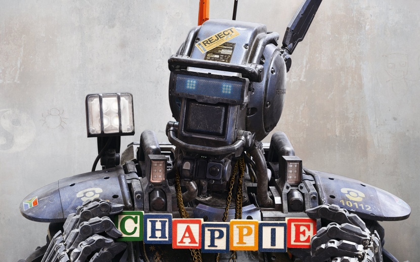 He SAID: Disassembling CHAPPIE